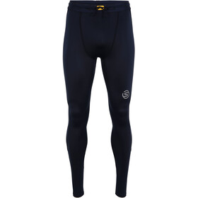 Skins Series-3 T&R Long Tights Men, navy blue